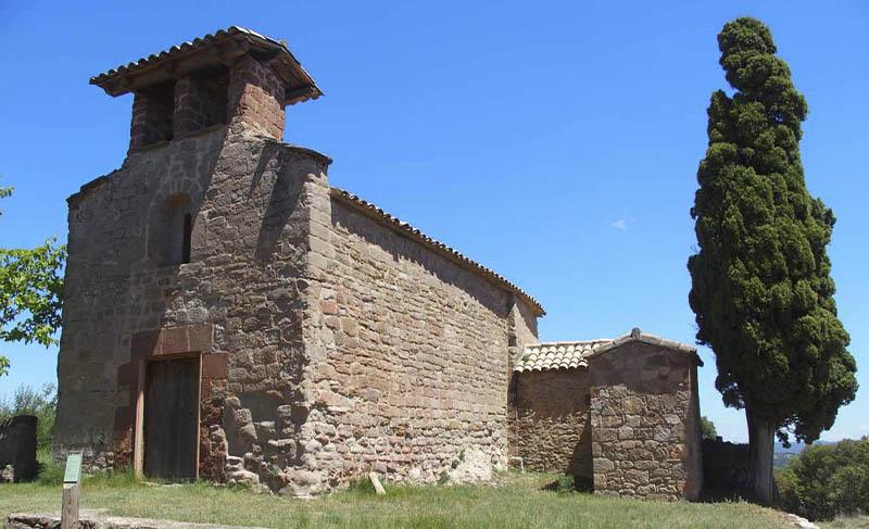 Ermita de Sant Miquel de Terradelles
